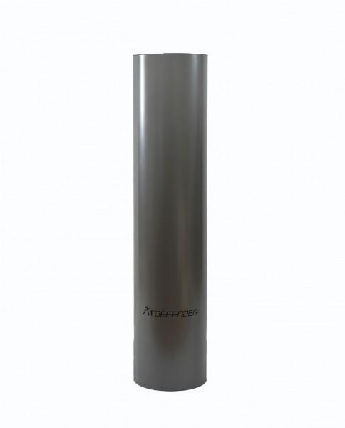 Airdefender Luftreiniger Aluminiumgrau - Metallic
